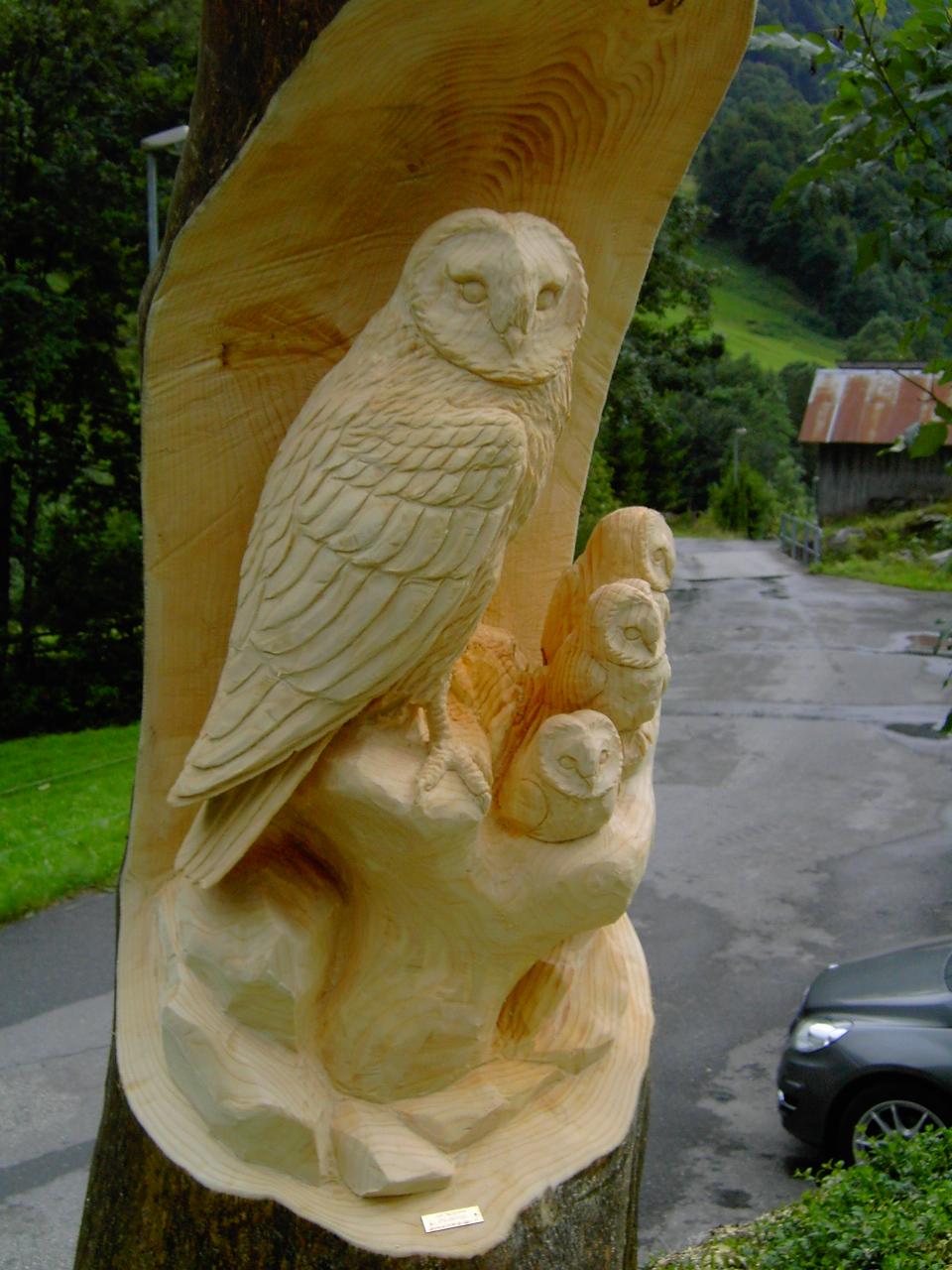 baumskulpturen